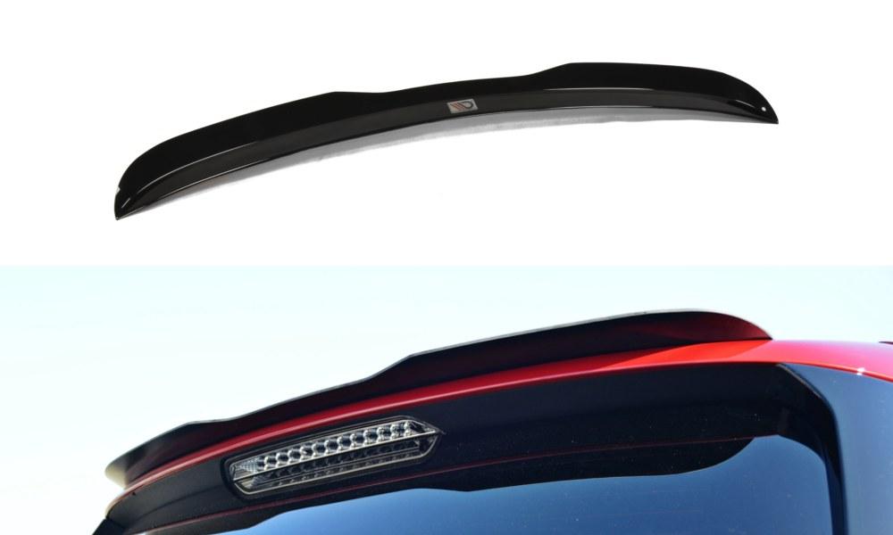 Lotka Lip Spoiler - Peugeot 308 II GTI - GRUBYGARAGE - Sklep Tuningowy